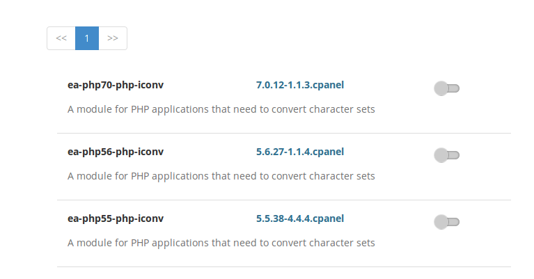 iconv-php-extension